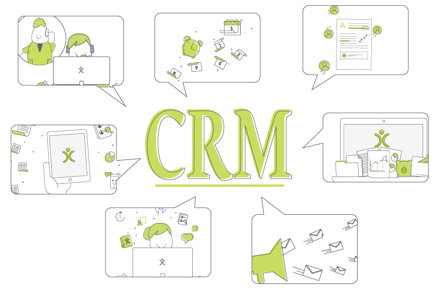 OpenCRM V4 Overview Video