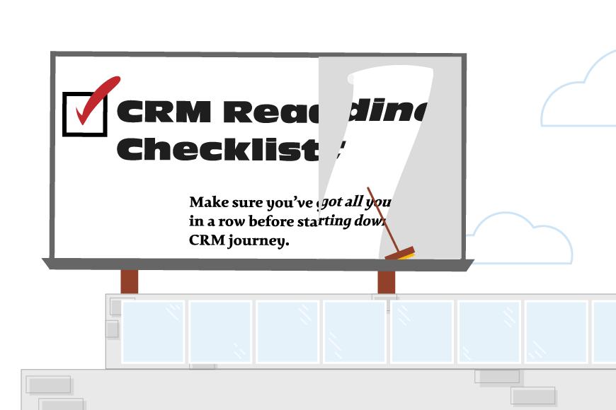 CRM Readiness Checklist