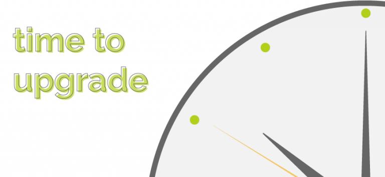 Change Log Upgrade Clock